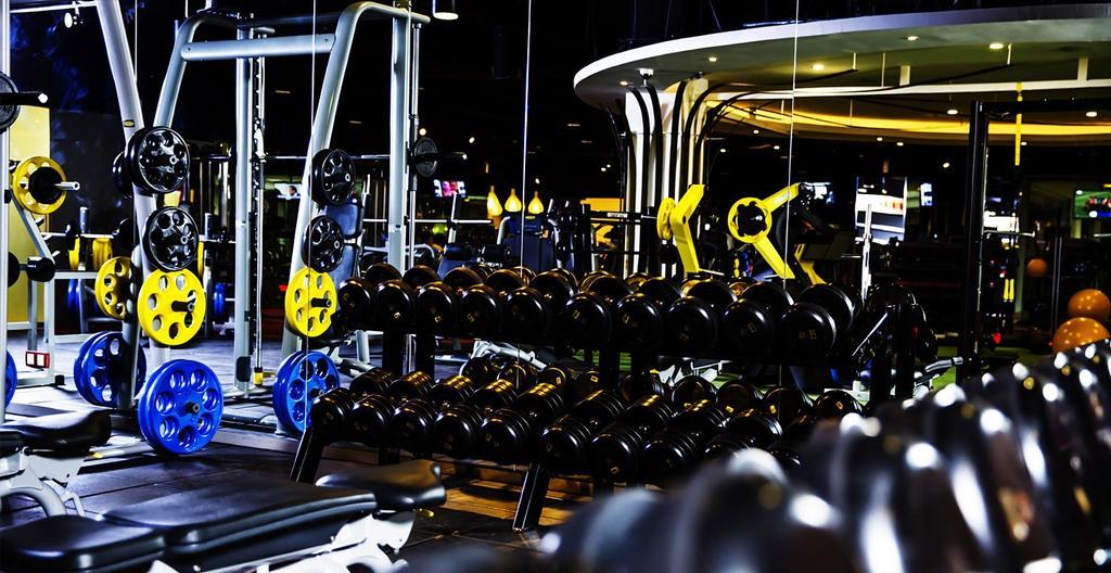 Peak Fitness @ SOGO, Commercial, Interior Designer, Mega Fusion Design Studio, Industrial
