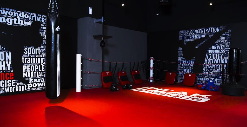 Peak Fitness @ SOGO, Commercial, Interior Designer, Mega Fusion Design Studio, Industrial, Brochure, Flyer, Paper, Poster, Bottle