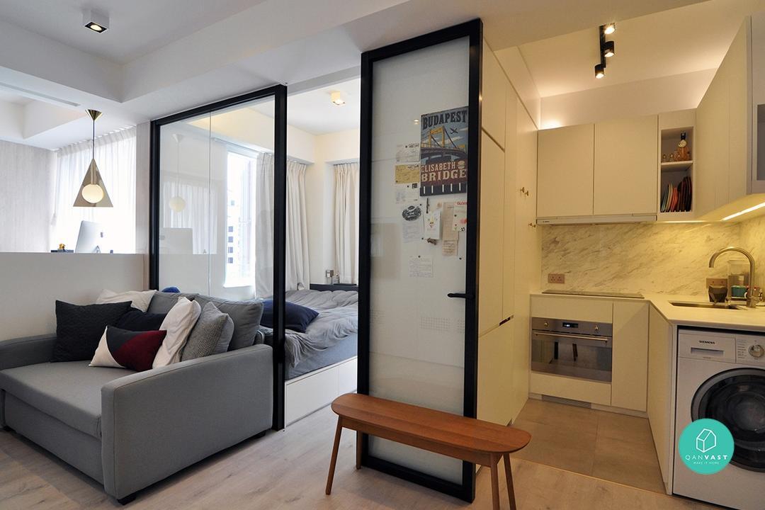 Hong Kong Small Home Interior Ideas