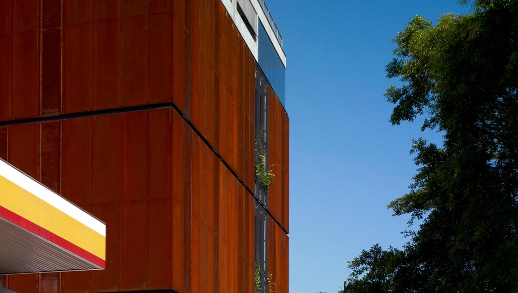 HG Metal HQ & Warehouse, Commercial, Interior Designer, The Design Abode, Minimalistic, Wood Wall, Conifer, Flora, Plant, Tree