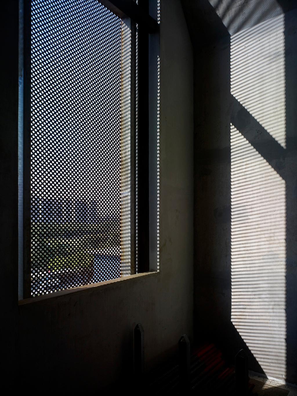 HG Metal HQ & Warehouse, Commercial, Interior Designer, The Design Abode, Minimalistic, Mesh Windows, Curtain, Home Decor, Window, Window Shade