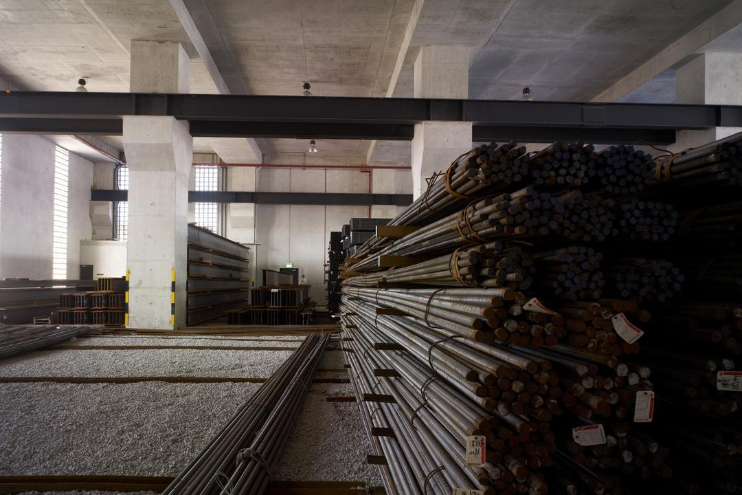 HG Metal HQ & Warehouse, The Design Abode, Minimalistic, Commercial, Wrehouse, Beam