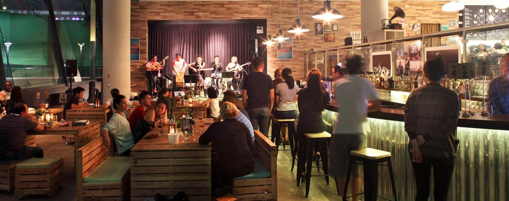 Lowercase, Commercial, Interior Designer, The Design Abode, Industrial, Bar Counter, Dining Table, Hanging Lights, Dining Chairs, Human, People, Person, Dance, Dance Pose, Leisure Activities, Tango, Cafe, Restaurant, Pub