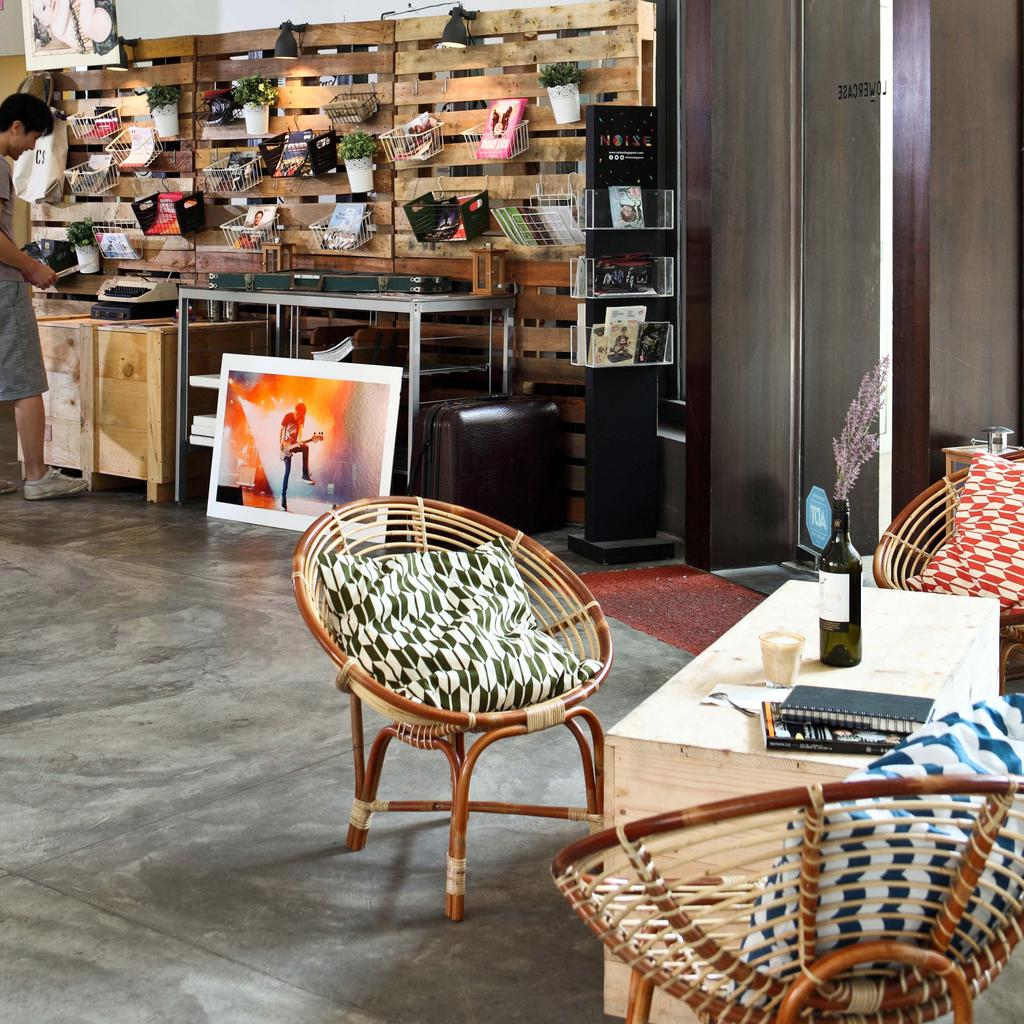 Lowercase, Commercial, Interior Designer, The Design Abode, Industrial, Wooden Chair, Retro Chair, Cement Creed Tiles, Coffee Tbale, Chair, Furniture, Appliance, Electrical Device, Oven, Dining Room, Indoors, Interior Design, Room