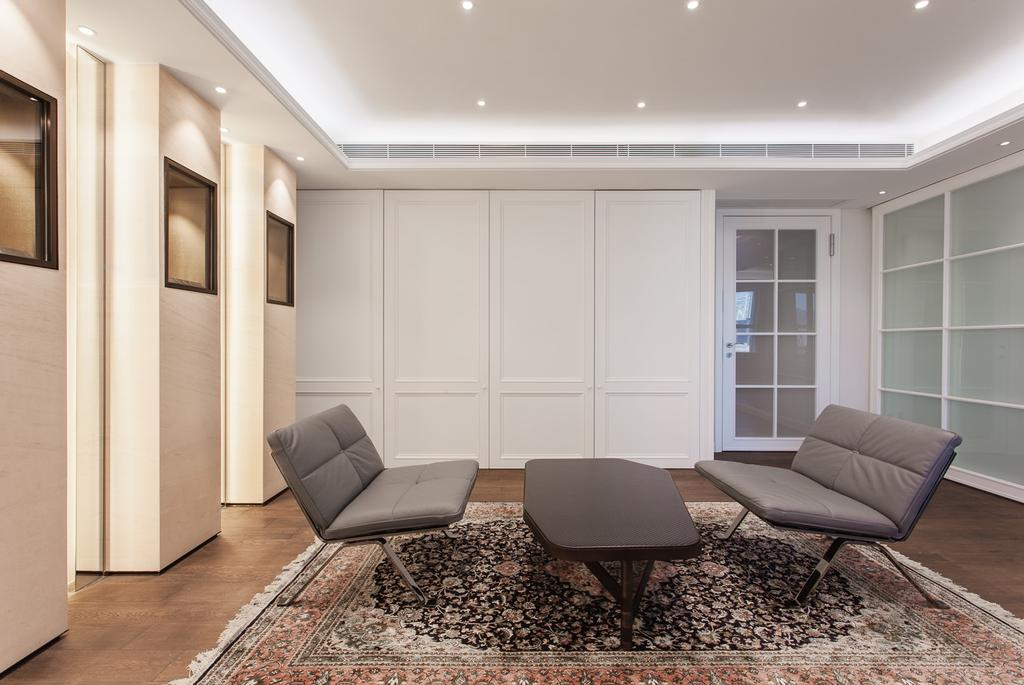 IVY New York, 商用, 室內設計師, Fixonic Interior Design & Construction, Chair, Furniture, Indoors, Room