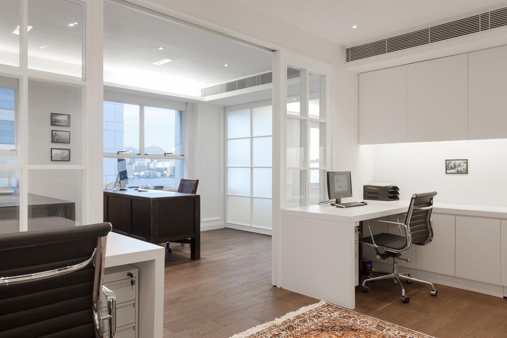 IVY New York, 商用, 室內設計師, Fixonic Interior Design & Construction, Furniture, Sideboard