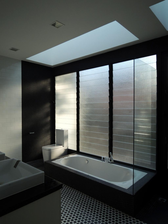 Contemporary, Landed, Elliot House, Interior Designer, The Design Abode, Bathtub, Bathroom Tiles, Tiles, Shower Screen, Bathroom, Indoors, Interior Design, Room