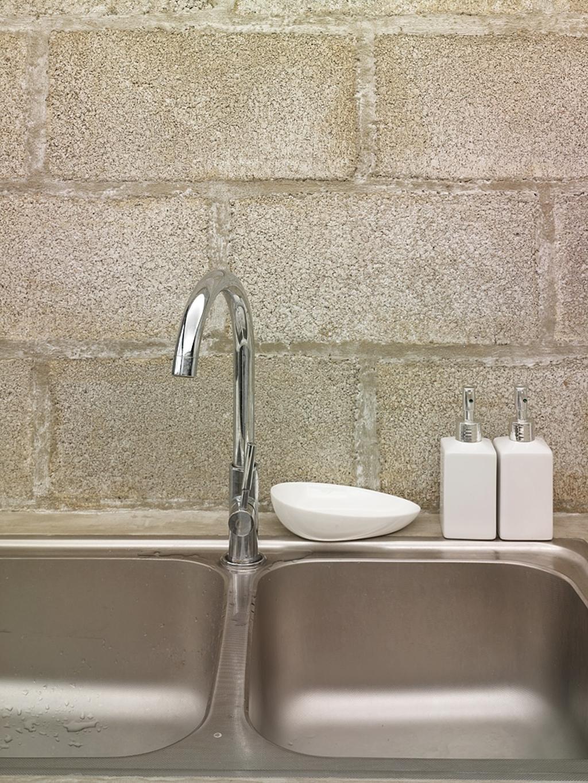 Contemporary, HDB, Kitchen, Marine Terrace, Interior Designer, The Design Abode, Kitchen Sink, Sink