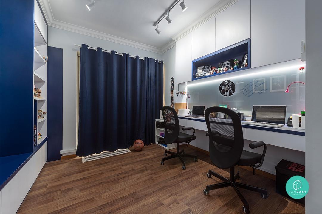 DB Studio Renovation Journey Pasir Ris