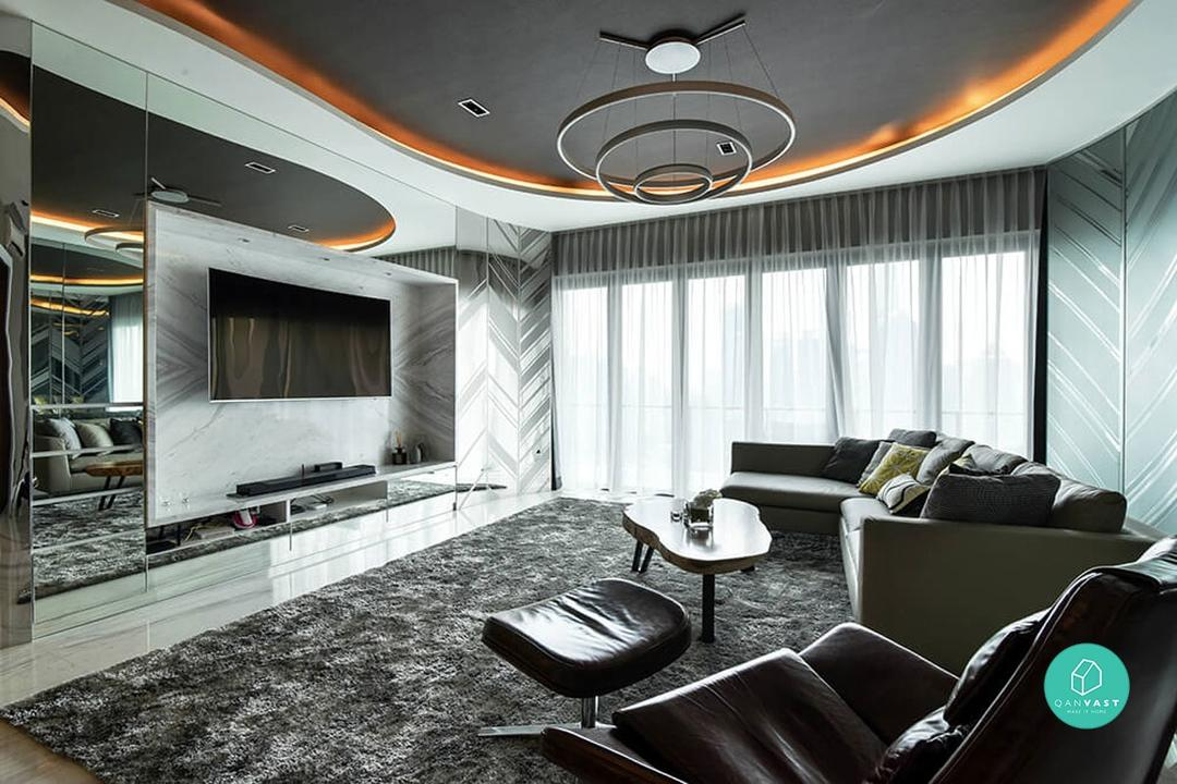 Interior style based on personality