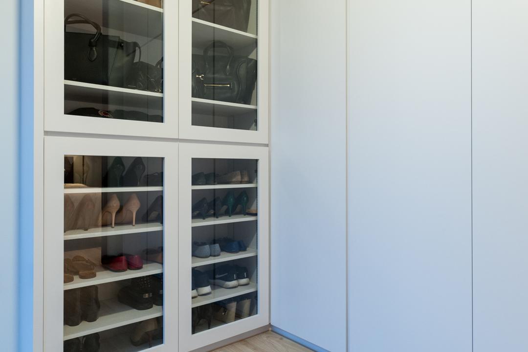 Seletar Road, MMJ Design Loft, Scandinavian, Condo, Sink, Closet, Cupboard, Furniture