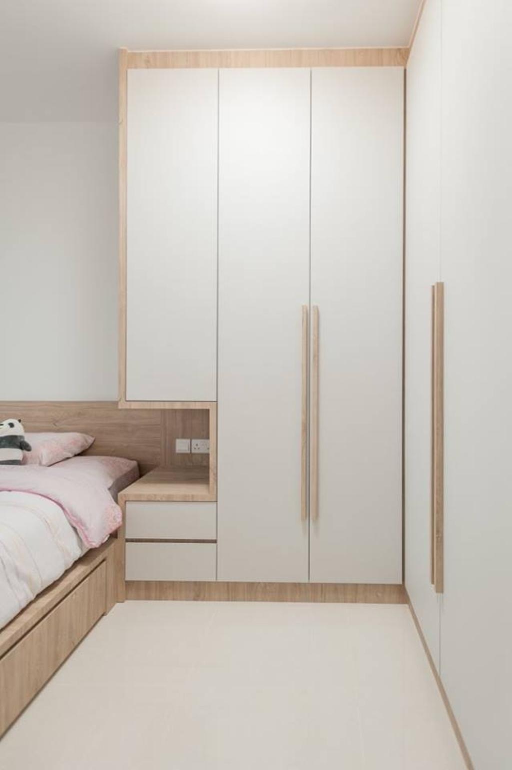 Scandinavian, HDB, Bendemeer Road, Interior Designer, MMJ Design Loft