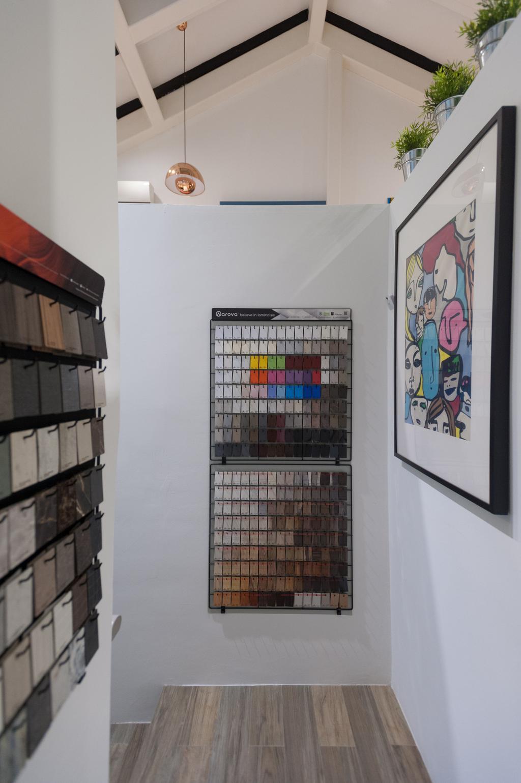 Geylang Road, Commercial, Interior Designer, MMJ Design Loft, Bookcase, Furniture