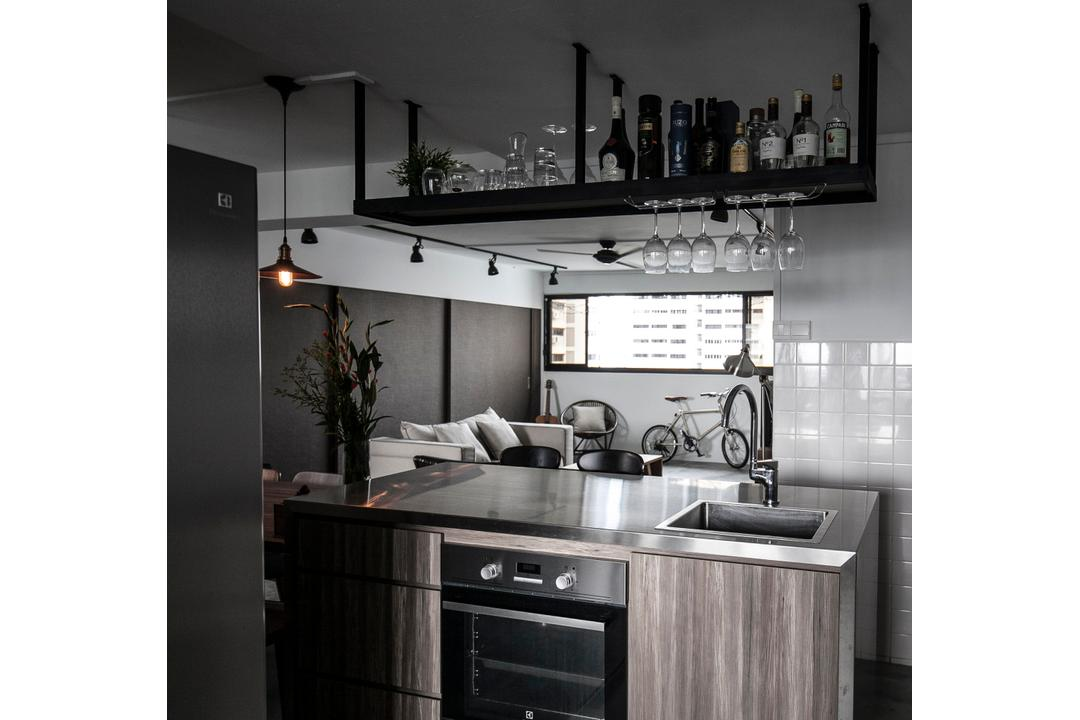 Marine Terrace | Interior Design & Renovation Projects in ...