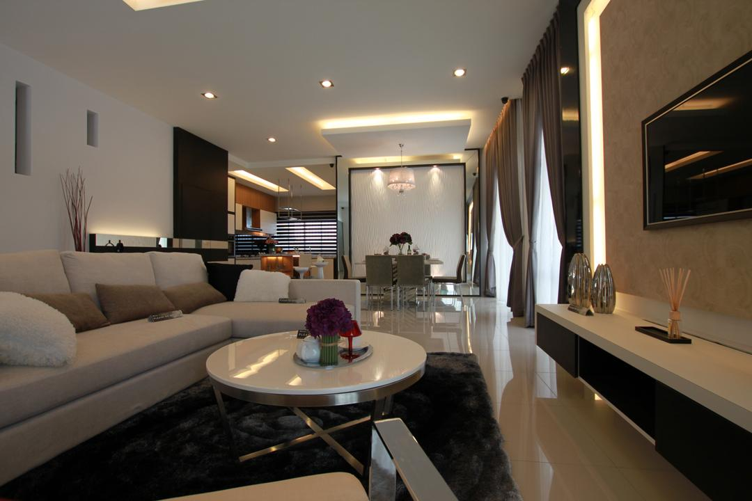 Seri Austin Semi D Interior Design Renovation Projects In Malaysia