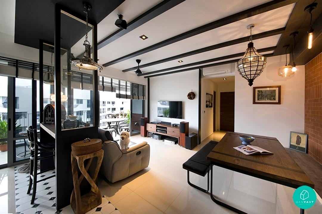 Renovation Journey: A Home With A Colonial Charm