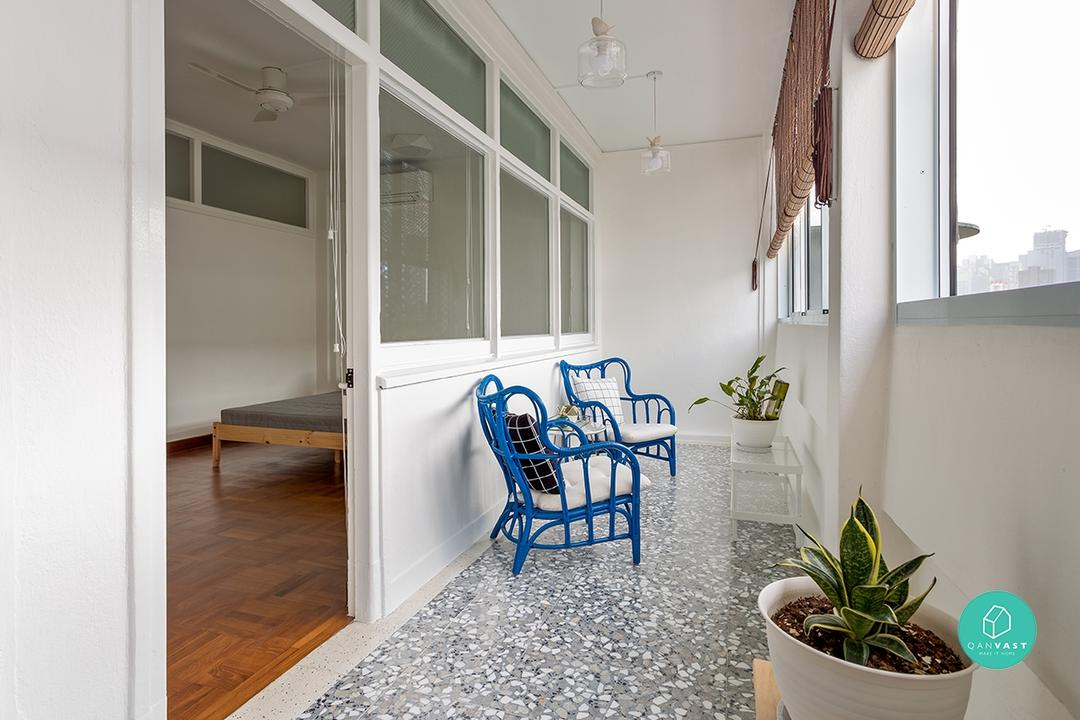 Old Meets New In This Rare 1950s Post War Hdb Flat Qanvast