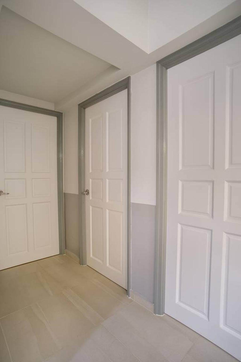 Modern, HDB, Woodlands Drive 70, Interior Designer, Boewe Design