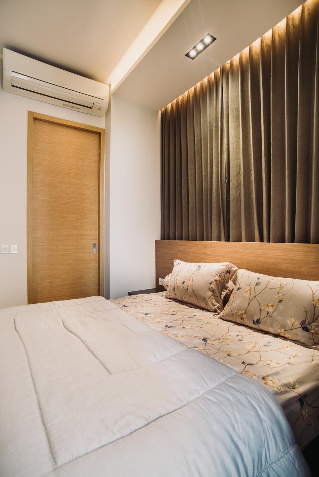 Contemporary, Condo, Bedroom, The Crest, Interior Designer, Boewe Design