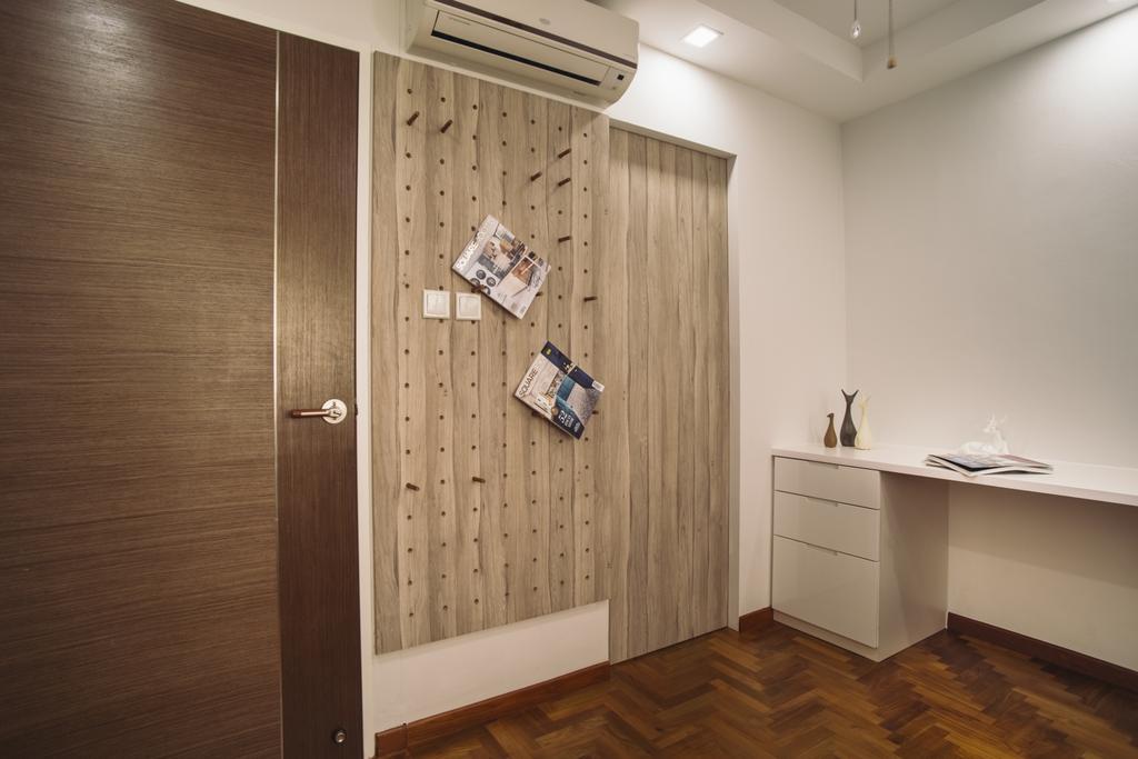 Scandinavian, HDB, Living Room, Senja Road, Interior Designer, Boewe Design, Furniture, Sideboard, Flooring, Money