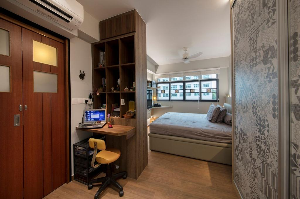 Modern, HDB, Yishun Ring Road, Interior Designer, Starry Homestead, Molding