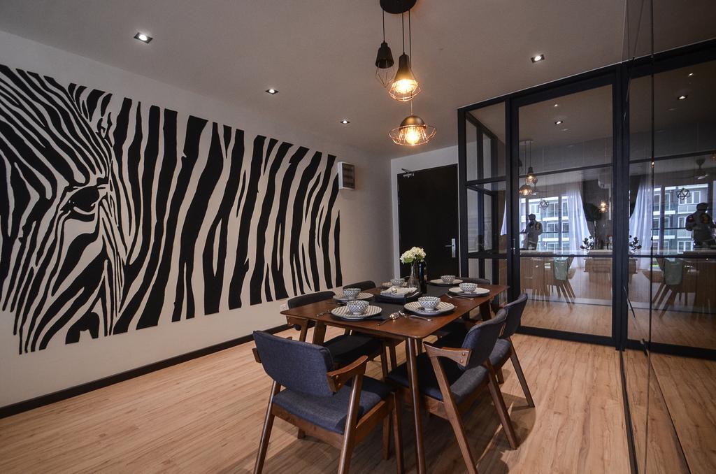 Aurora Residence, Puchong by RK Interior Studio