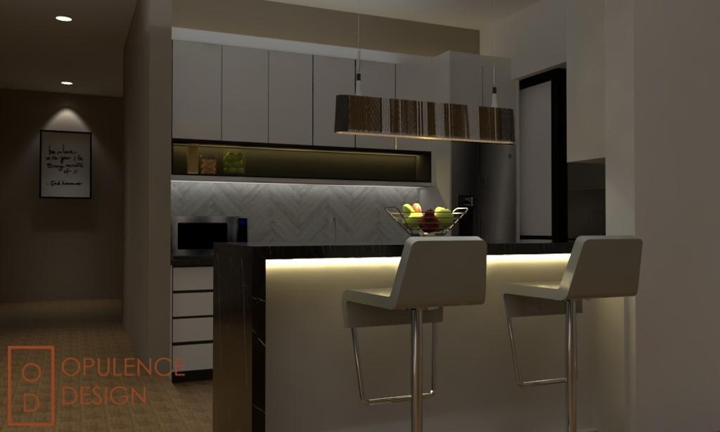 Condo, Condo, Petaling Jaya, Interior Designer, Opulence Design, Chair, Furniture, Flooring