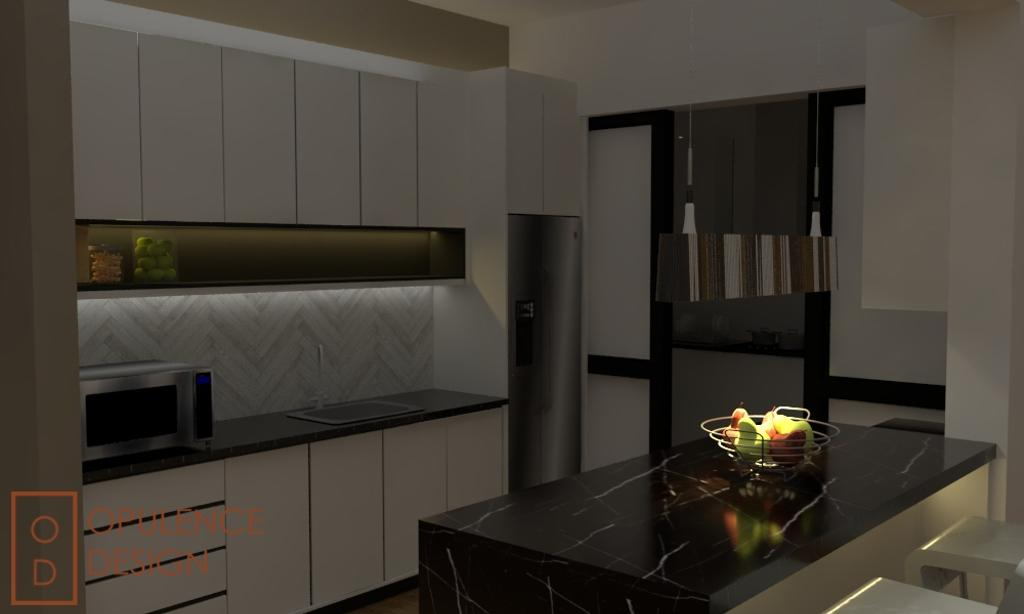 Condo, Condo, Petaling Jaya, Interior Designer, Opulence Design, Indoors, Interior Design, Room
