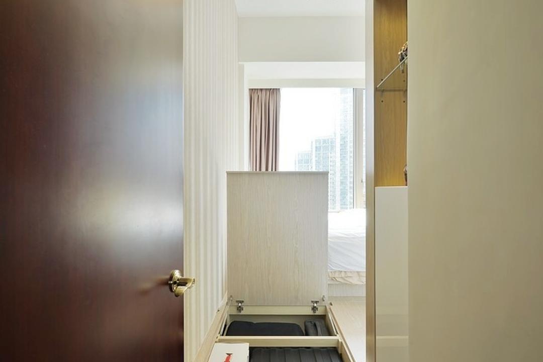 帝峰.皇殿, Art Deco Design, 摩登, 私家樓, Window
