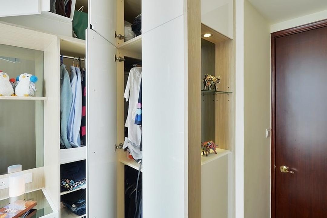 帝峰.皇殿, Art Deco Design, 摩登, 私家樓, Closet, Furniture, Wardrobe