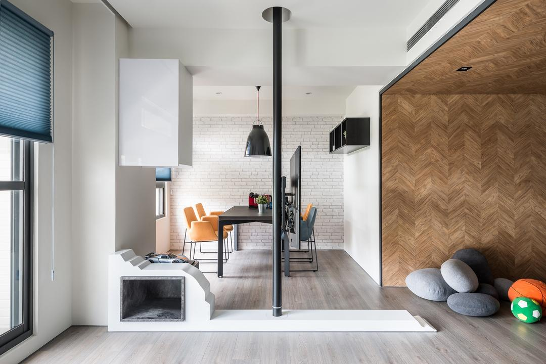 Interior Home Ideas from Taiwan