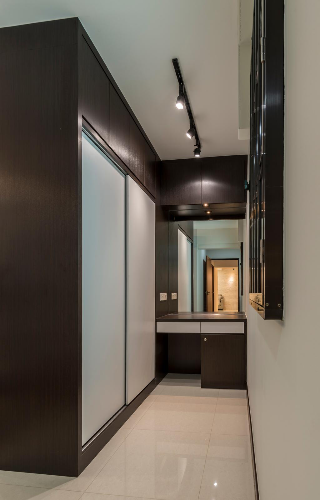 Modern, HDB, Edgedale Plains, Interior Designer, Fifth Avenue Interior