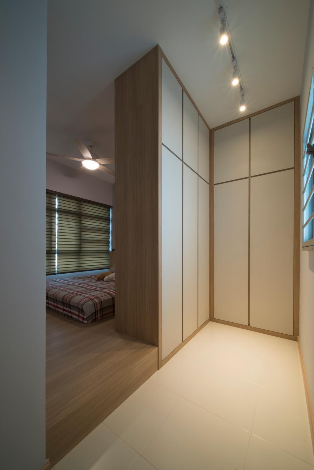 Modern, HDB, Ghim Moh Link, Interior Designer, Forefront Interior, Light Fixture, Lighting