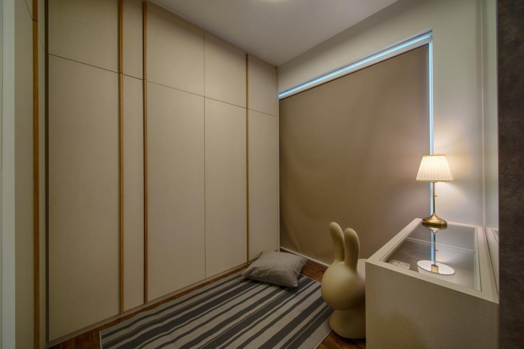 Scandinavian, Condo, Bedroom, Lake Life, Interior Designer, Forefront Interior, Jar, Pottery, Vase, Indoors, Interior Design