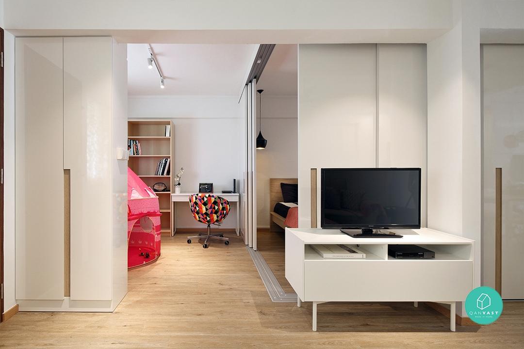 HDB Design Layout Unique