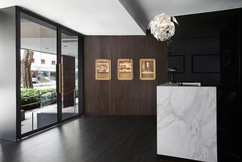 Simmons, Commercial, Interior Designer, Bowerman, Contemporary, HDB, Building, Housing, Indoors, Loft
