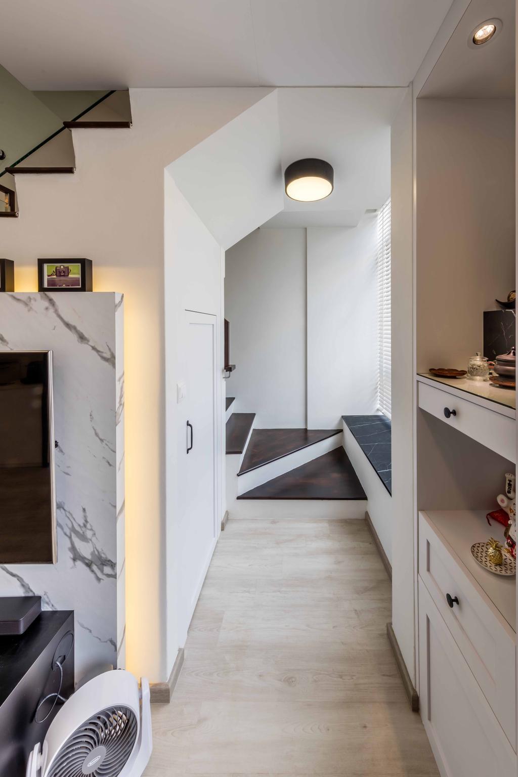 Scandinavian, Condo, Kembangan Suites, Interior Designer, Ciseern