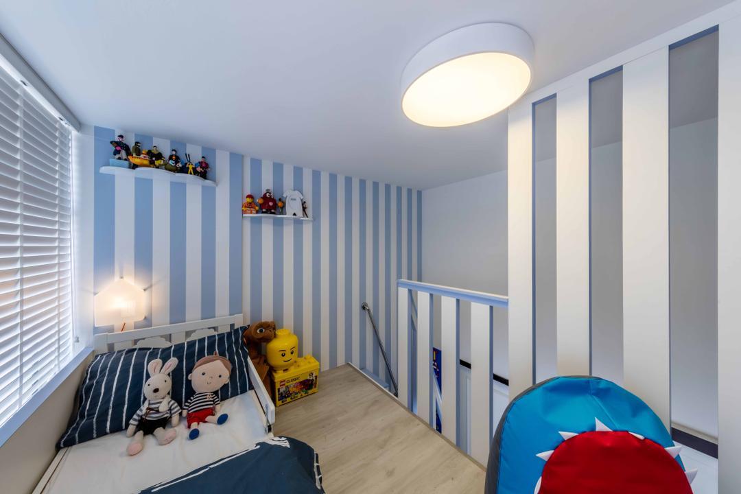 Kembangan Suites, Ciseern, Scandinavian, Condo, Building, Hostel, Housing