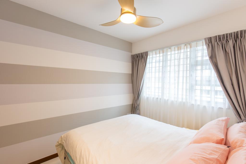 Modern, HDB, Sumang Lane, Interior Designer, D5 Studio Image, Bedroom, Indoors, Interior Design, Room