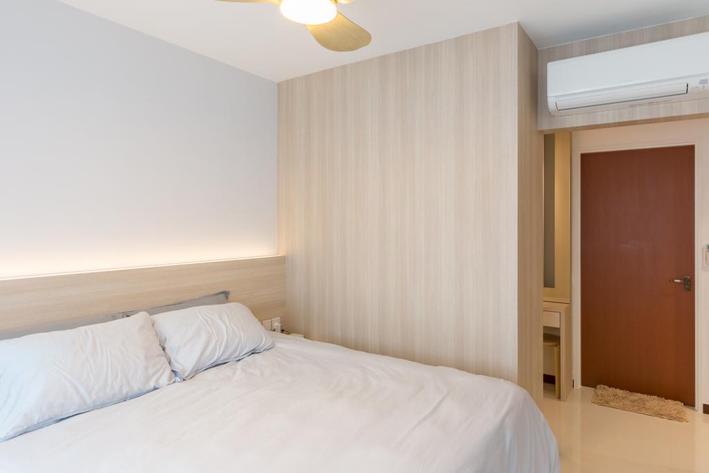Modern, HDB, Bedroom, Sumang Lane, Interior Designer, D5 Studio Image, Indoors, Interior Design, Room