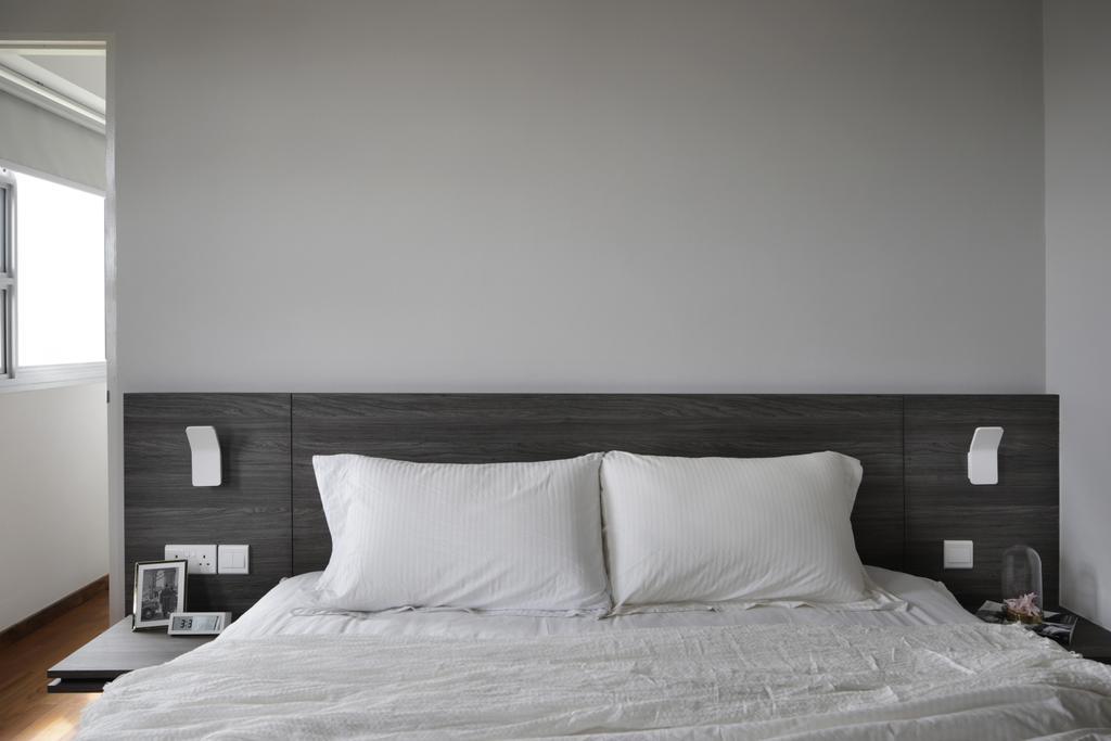 Minimalist, HDB, Bedroom, Ang Mo Kio Street 21, Interior Designer, The Scientist