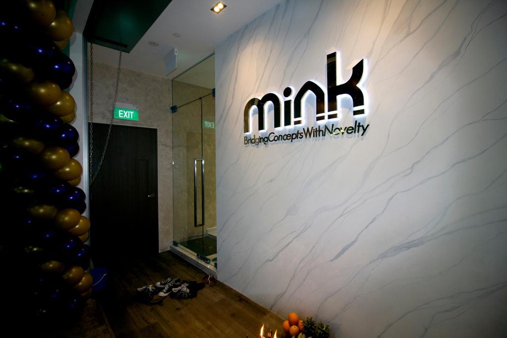 Mink Showroom, Commercial, Interior Designer, Mink Design