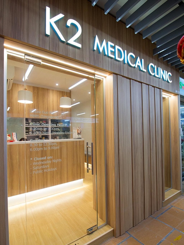 K2 Medical Clinic, Commercial, Interior Designer, Mink Design