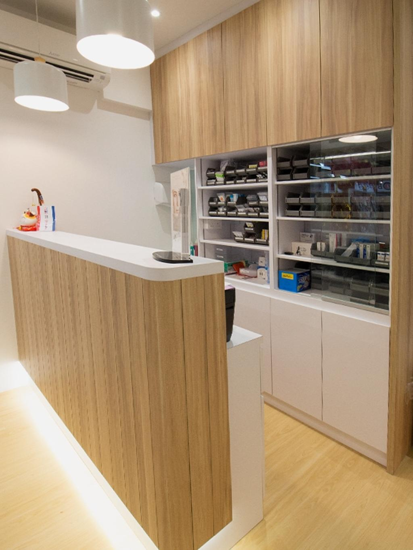 K2 Medical Clinic, Commercial, Interior Designer, Mink Design, Appliance, Electrical Device, Fridge, Refrigerator, Closet, Cupboard, Furniture