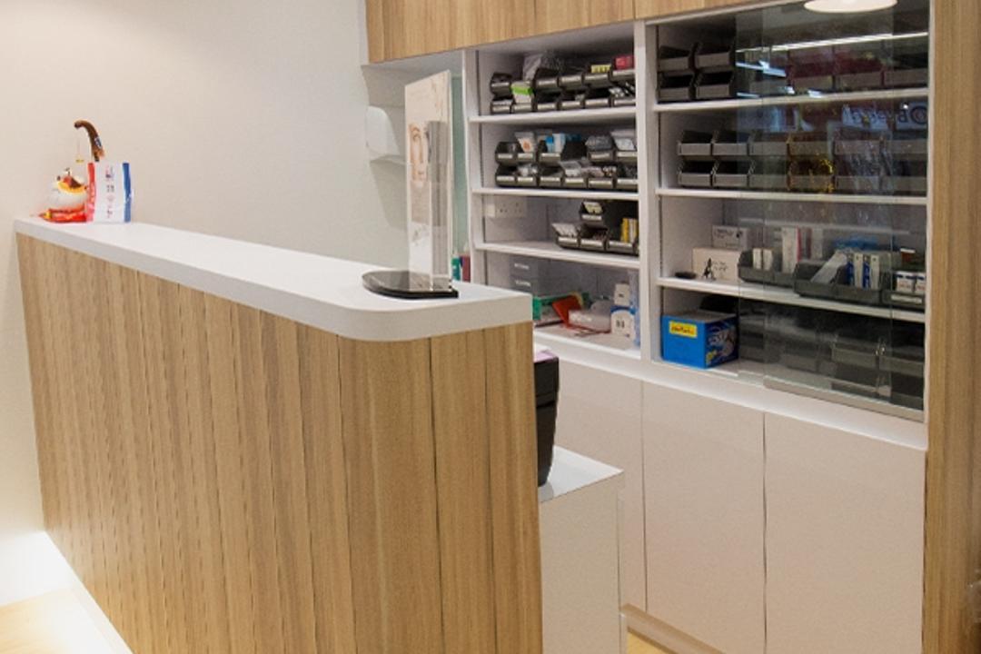K2 Medical Clinic, Mink Design, Commercial, Appliance, Electrical Device, Fridge, Refrigerator, Closet, Cupboard, Furniture