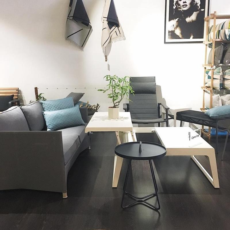 Furniture stores in Malaysia by interior style