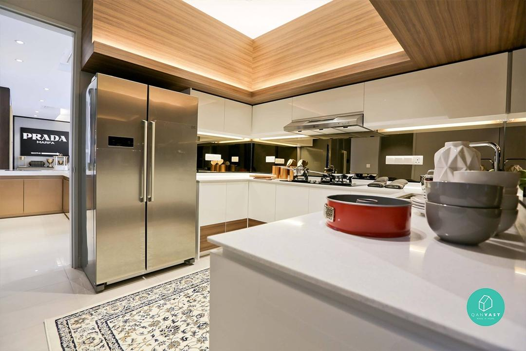 This Kitchen Layout Is The Best For Cooking In Qanvast