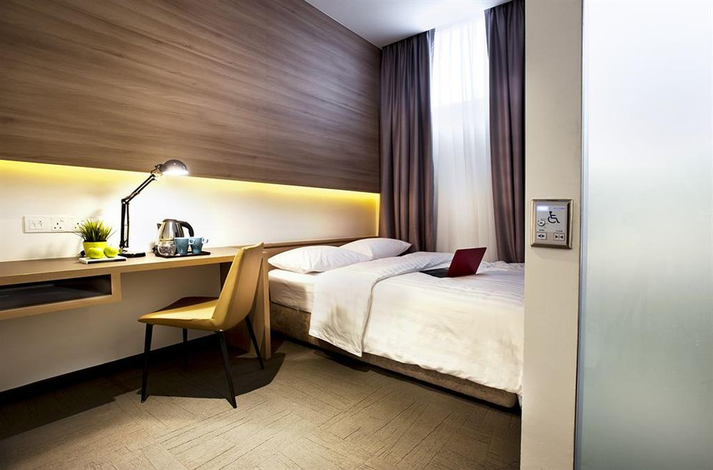 Jalan Pinang, Commercial, Architect, 7 Interior Architecture, Contemporary, Bedroom, Indoors, Interior Design, Room