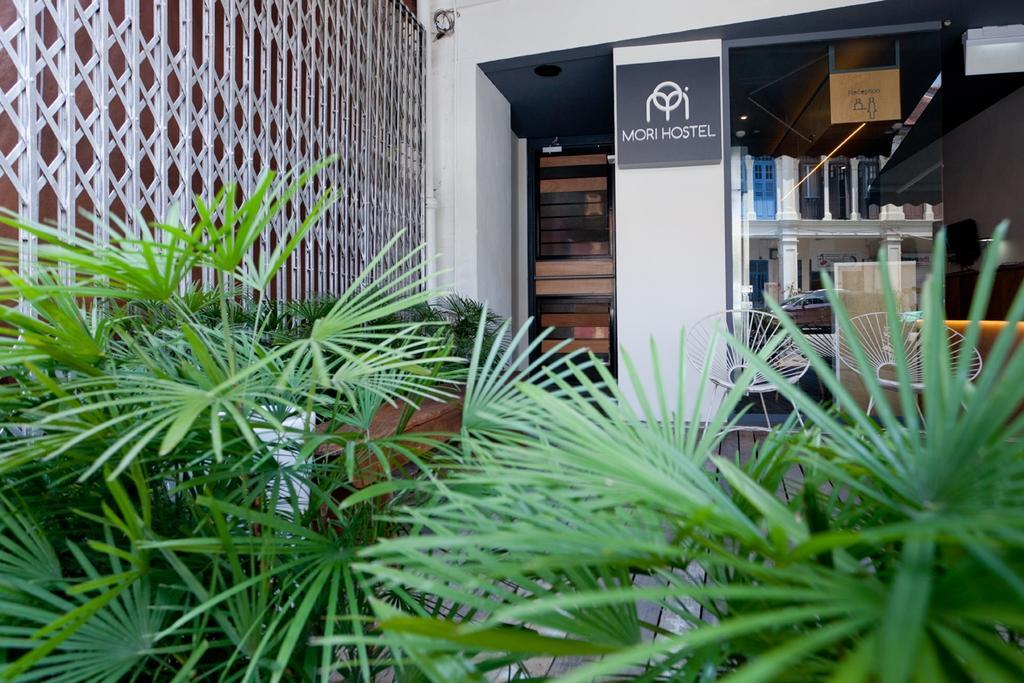 Mori Hostel, Commercial, Architect, 7 Interior Architecture, Contemporary, Gate, Plant