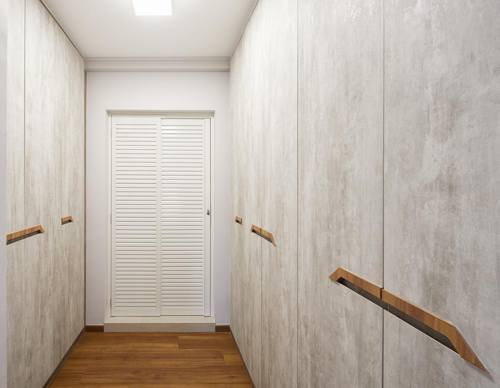 Minimalist, HDB, Bathroom, Choa Chu Kang Crescent, Interior Designer, Absolook Interior Design, Wood